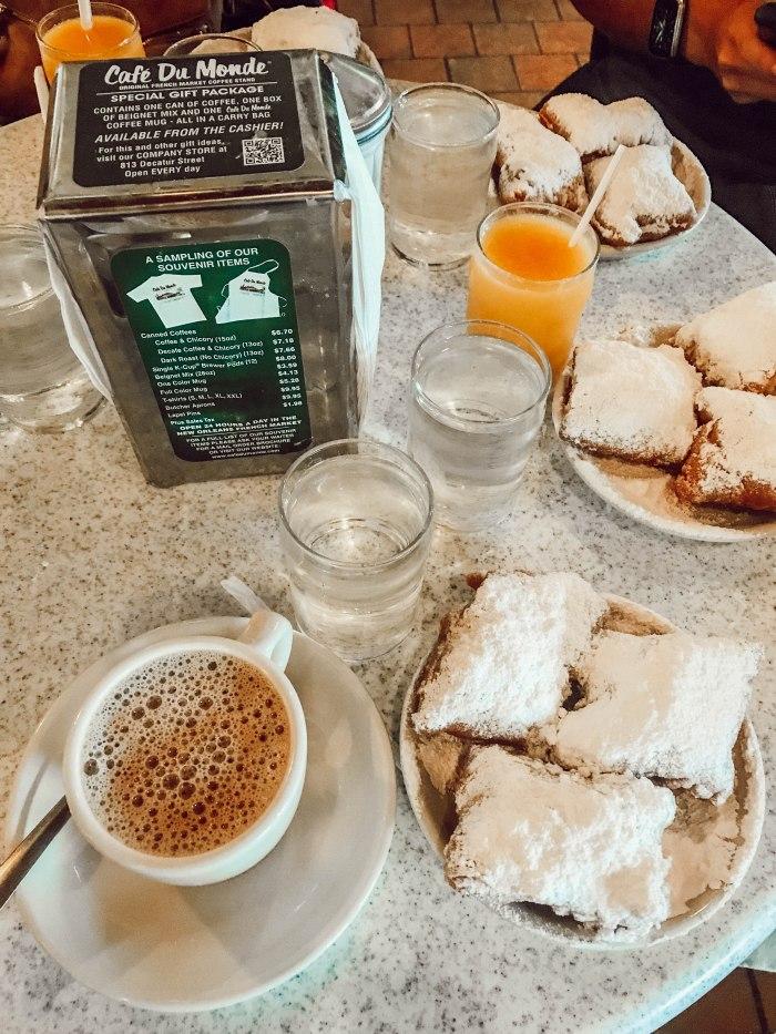 Tasteful Inspiration-Giulia Paulet-Cafe Du Monde