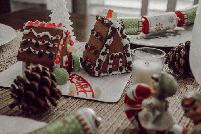 Tasteful Inspiration-Giulia Paulet-Gingerbread Houses