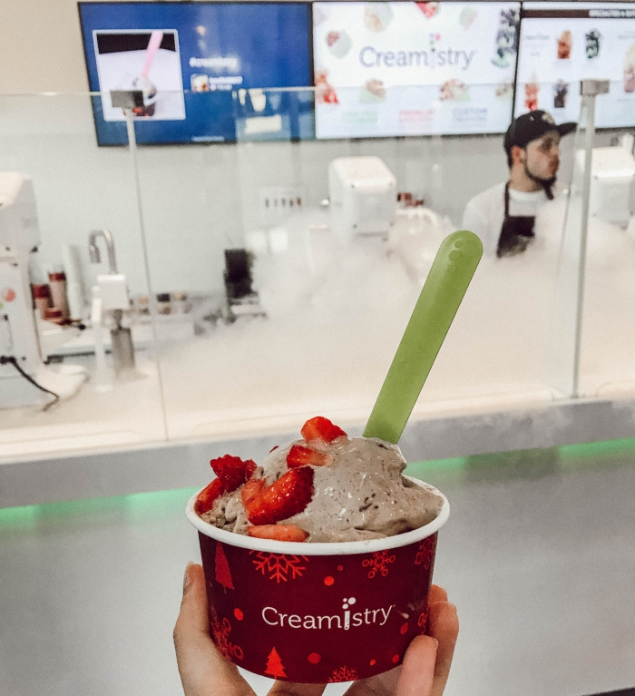 Tasteful Inspiration- Creamistry