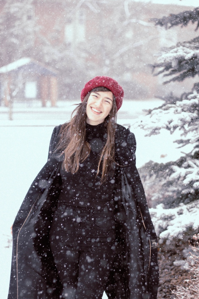 Giulia Paulet-Winter Outfit Inspiration